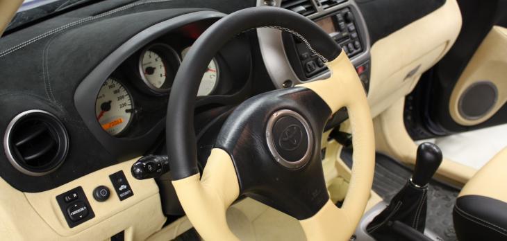 Koe autoilu uudella tavalla